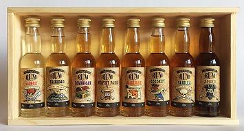 Rum Rhum Ron Il Gusto Box