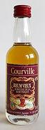 Rum Ron Courville Rhum Vieux Miniature