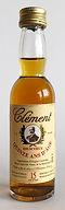Rum Ron Rhum Clement Quinze ans D'Age 15 Miniature