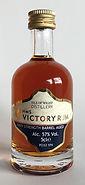 Rum Rhum Ron HMS Victory Rum Navy Strenght Barrel Age Miniature