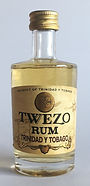 Rum Rhum Twezo Trinidad Tobago Miniature