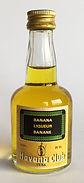 Rum Rhum Ron Havana Club Banana Liqueur Miniature
