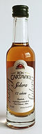 Rum Rhum Ron Cartavio 12yo Miniature