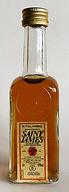Rum Rhum Ron Saint James Royal Ambré Miniature