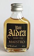 Rum & Co Tasting Sample Ron Aldea Maestro