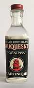 Rum Ron Rhum Duquesne Genippa Miniature