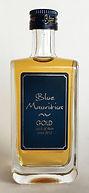 Ron Rhum Blue Mauritius Gold Rum Miniature