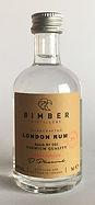 Rhum Ron Bimber London Rum Miniature