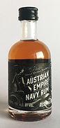 Ron Rhum Austrian Empire Navy Rum Miniature