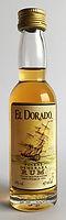 Rum Rhum Demerara El Dorado 5yo Miniature