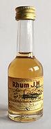 Rum Ron Rhum J.M Miniature