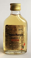 Rum Rhum Ron Captain Morgan Gold Label Miniature