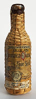 Rum Rhum Ron Anglo Swiss Vintager Blue Seal Miniature