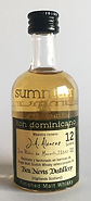 Rum Rhum Ron Summum Finished Malt Whisky Miniature