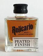 Rum Rhum Ron Relicario Peated Finish Miniature