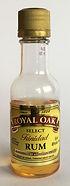 Rum Ron Rhum Royal Oak Trinidad
