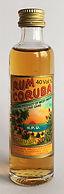 Rum Rhum Ron Coruba Jamaica Miniature