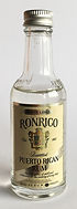 Rum Rhum Ron Ronrico Gold Label Miniature