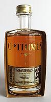 Ron Rum Rhum Opthimus 25yo Miniature
