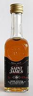 Rum Ron Rhum Saint James Rhum Vieux Agricole Miniature