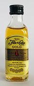 Ron Rhum Rum Flor de Caña Gold Miniature