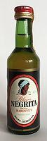 Rum Rhum Ron Negrita Bardinet Caramel added Miniature