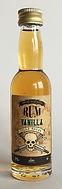 Rum Rhum Ron Il Gusto Vanilla Miniature