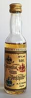 Euling Jamaica Rum Verschnitt Miniature