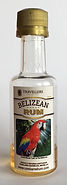 Rum Rhum Ron Travellers Belizean Rum Miniature