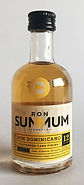 Rum Rhum Ron Summum New Sauternes Cask Miniature