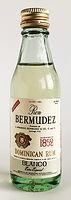 Rum Rhum Ron Bermudez Blanco Miniature