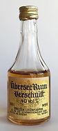 Greizer Jamaica Rum Verschnitt Miniature