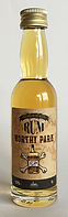 Rum Rhum Ron Il Gusto Worthy Park Miniature