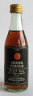Rum Rhum Ron Inner Circle Dark Miniature