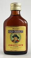 Rum Rhum Ron Wood's Old Charlie Miniature