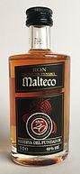 Rum Rhum Ron Malteco Reserva Del Fundador 20 Aňos Miniature