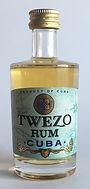 Rum Rhum Twezo Cuba Miniature