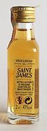 Rum Rhum Ron Saint James Agricole Miniature