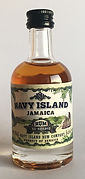 Rhum Ron Navy Island Rum Miniature