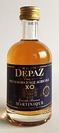 Rum Ron Rhum Depaz XO Miniature