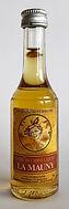 Rum Ron Rhum La Mauny Sucre de Canne Liquide Miniature