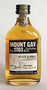 Rum Rhum Ron Mount Gay Black Barrel Miniature