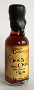 Rum Rhum Ron Devil's Own Black Spice Flavored Miniature