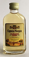 Rum Rhum Ron Captain Morgan Miniature