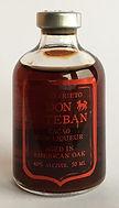 Rhum Ron Don Esteban Cacao Rum Liqueur Miniature