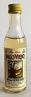 Rum Rhum Ron Marca Palo Viejo Miniature
