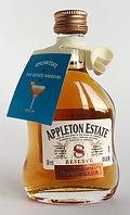 Rum Rhum Ron Appleton Estate 8 Reserve Miniature