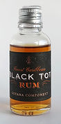 Rum Rhum Ron Black Tot Guyana Component miniature