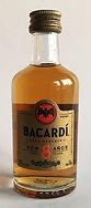 Rum Rhum Ron Bacardi 8yo Gran Reserva Miniature