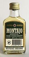 Montajo Jamaica Rum Verschnitt Miniature